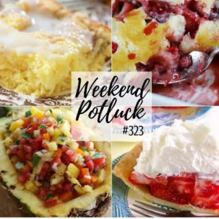 Easy Pineapple Cake at Weekend Potluck #323