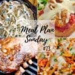 Ranch Chicken ~ Meal Plan Sunday #73