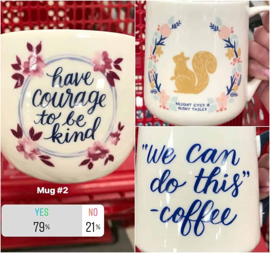 Target Coffee Mugs