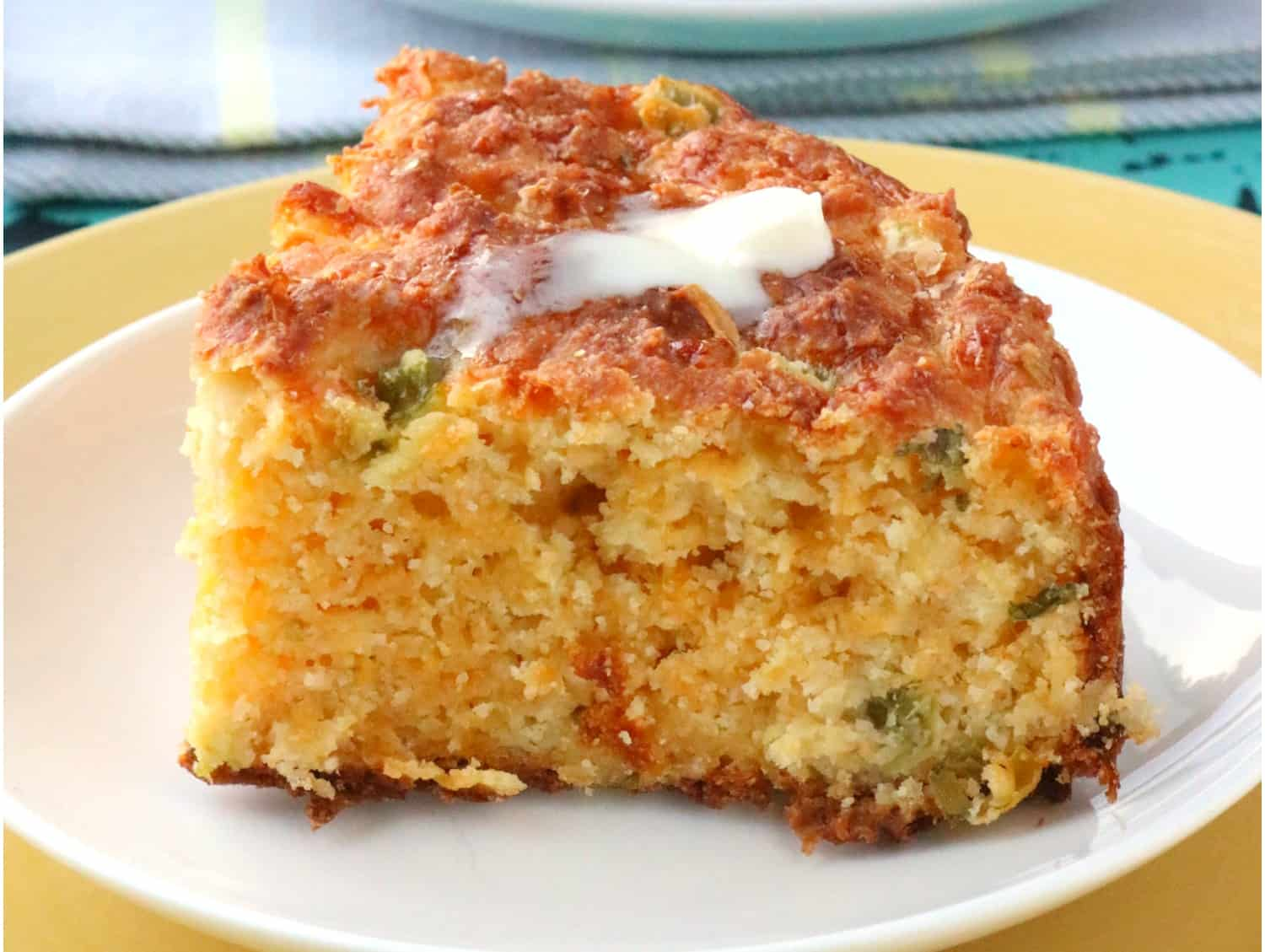 The Best Mexican Cornbread The Country Cook