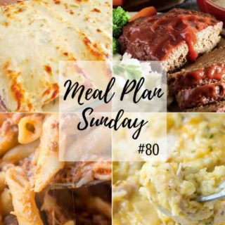 Pan Fried Pork Chops at Meal Plan Sunday #80