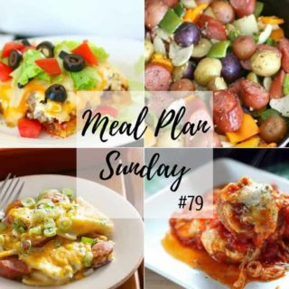 Slow Cooker Pierogi and Kielbasa at Meal Plan Sunday #79