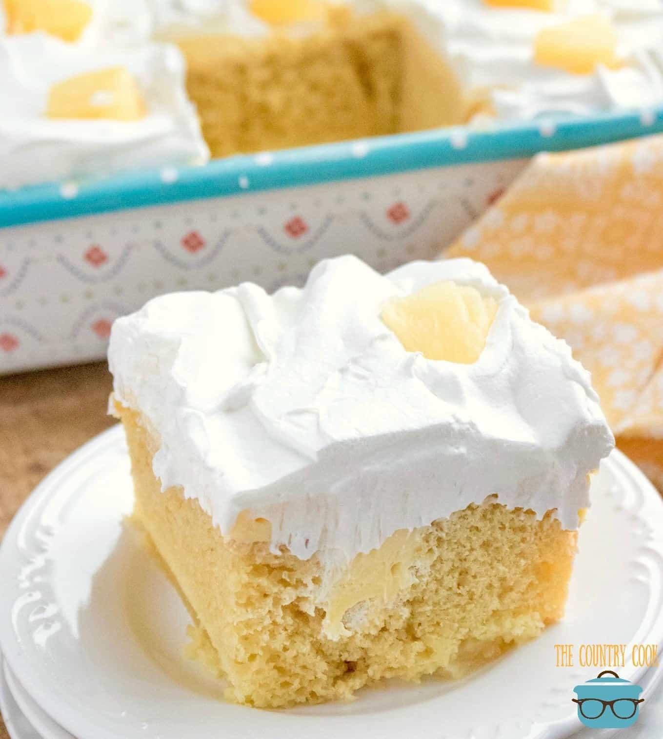 Easy Crumb Cake Using Cake Mix
