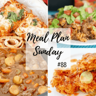 The Best Crockpot Beef Stew at Meal Plan Sunday #88
