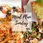 Burrito Bake – Meal Plan Sunday #89