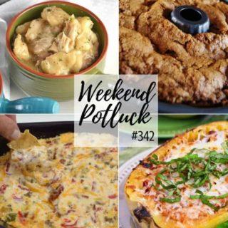 Instant Pot Chicken and Dumplings at Weekend Potluck #342
