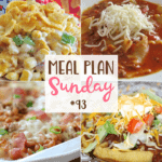 Tater Tot Breakfast Casserole ~ Meal Plan Sunday #93