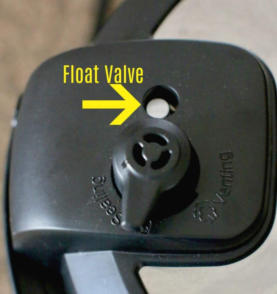 Instant Pot Float Valve