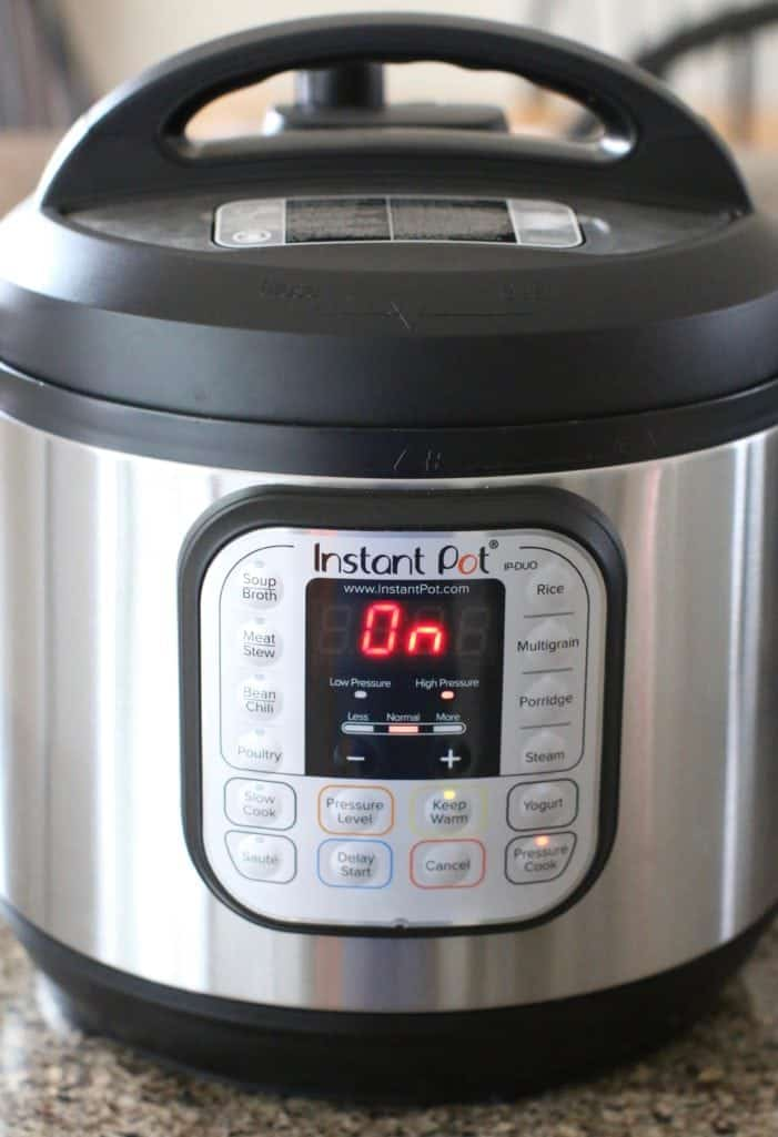 instant pot roast cook time, 60 minutes
