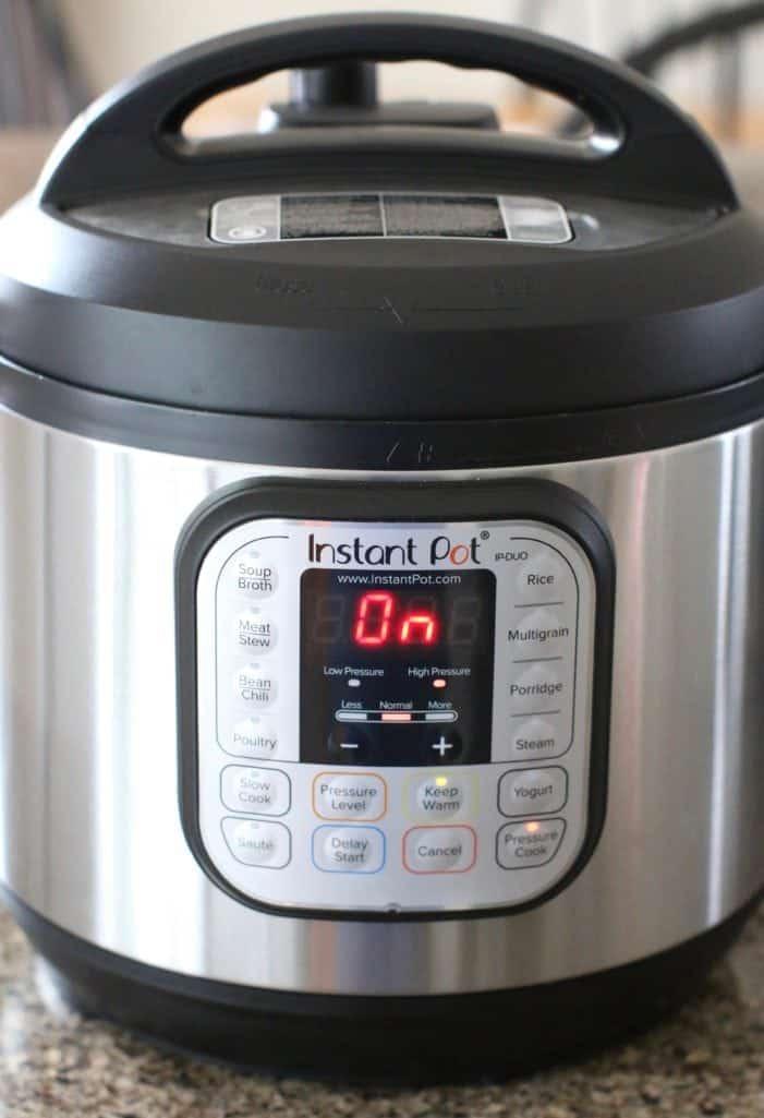 instant pot roast cook time, 60 minutes