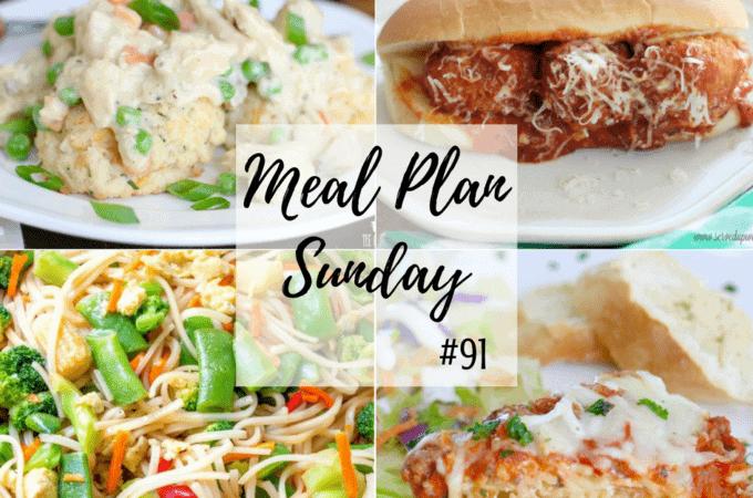 Cowboy Hash Browns at Meal Plan Sunday #91