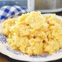 CrockPot Corn Casserole recipe