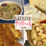 Knock Your Socks Off Soup ~ Weekend Potluck #349