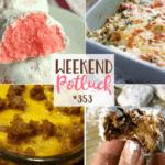 Sausage Breakfast Casserole ~ Weekend Potluck #353
