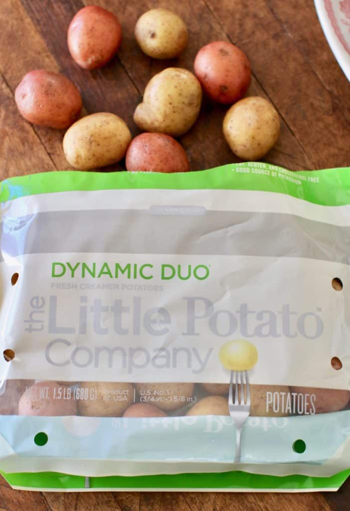 Dynamic Duo Little Potatoes