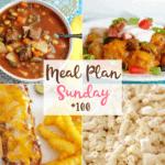 Crockpot Ranch Chicken Pasta - Meal Plan Sunday #100