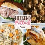Leftover Ham Salad ~ Weekend Potluck #357
