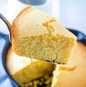 The Best Sweet Southern Cornbread