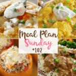 Chicken Pot Pie at Meal Plan Sunday #102