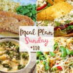 Meal Plan Sunday #110