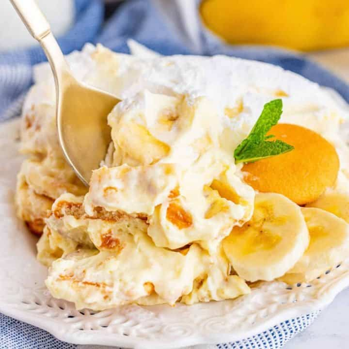 THE BEST BANANA PUDDING (+Video)
