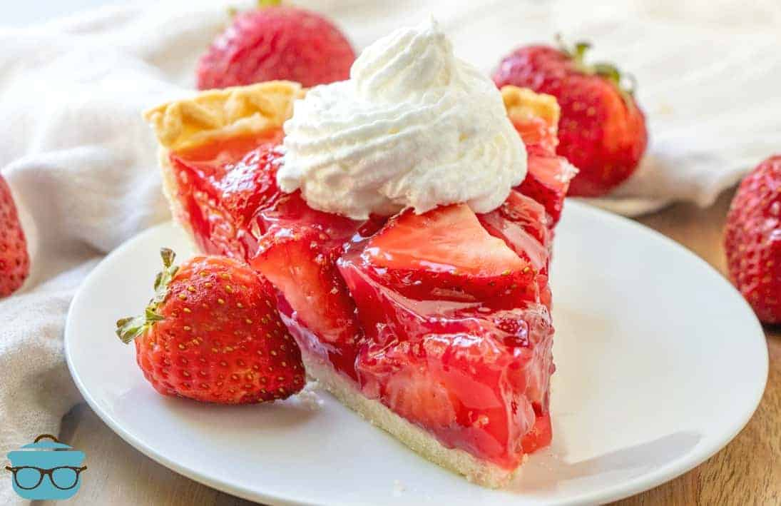 Shoney S Strawberry Pie Video The Country Cook