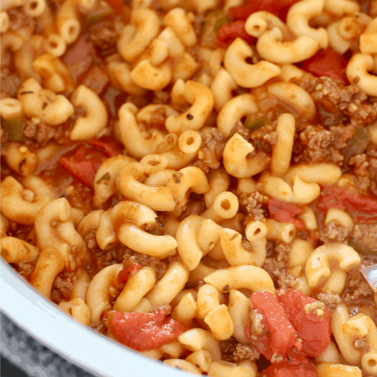 Easy Instant Pot American Goulash The Country Cook