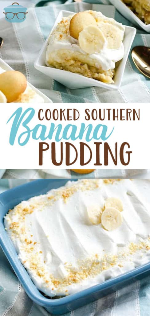 COOKED BANANA PUDDING RECIPE