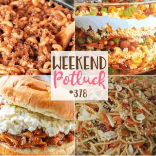 4-Ingredient Goulash at Weekend Potluck #378