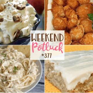 Weekend Potluck #377
