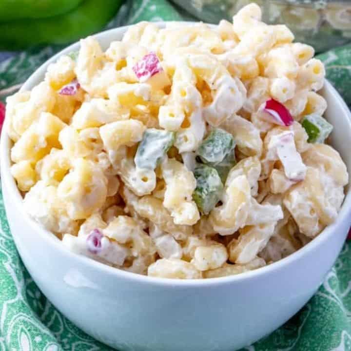 The Best Macaroni Salad recipe