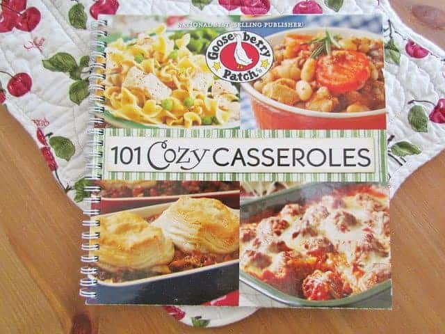 Gooseberry Patch 101 Cozy Casseroles Cookbook