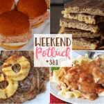 Weekend Potluck #381