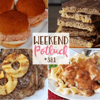 Weekend Potluck #381