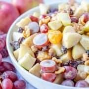 Apple Fruit Salad recipe