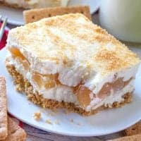 No Bake Apple Yum Yum recipe