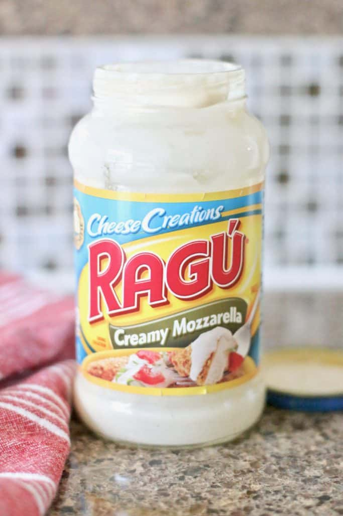 Ragu Cheesy Creations Alfredo sauce