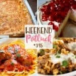 Weekend Potluck #395