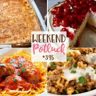 Weekend Potluck #395