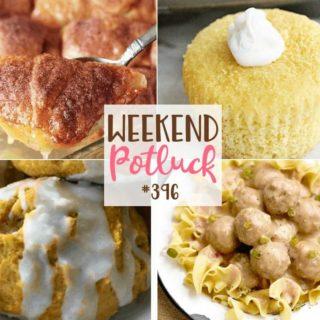 Weekend Potluck #396