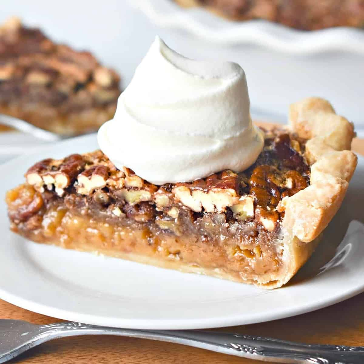 The Best Southern Pecan Pie Video The Country Cook