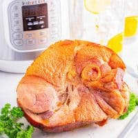 The Best Instant Pot Ham recipe