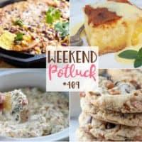 Weekend Potluck #409