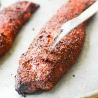 Smoked Pork Tenderloin