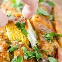 Cheesy Bacon Ranch Pull Apart Bread recipe