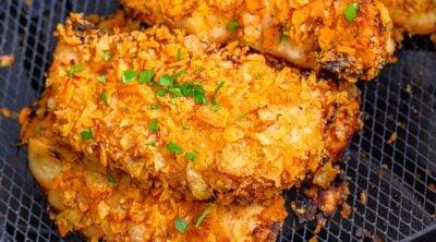 Crispy Air Fryer Chicken Tenders
