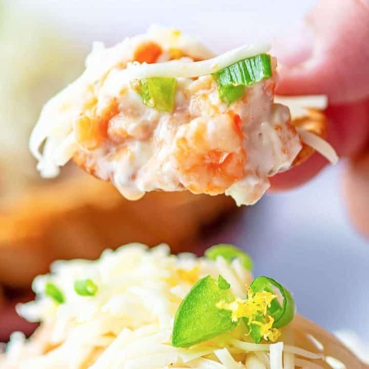 The Best Crab Dip recipe