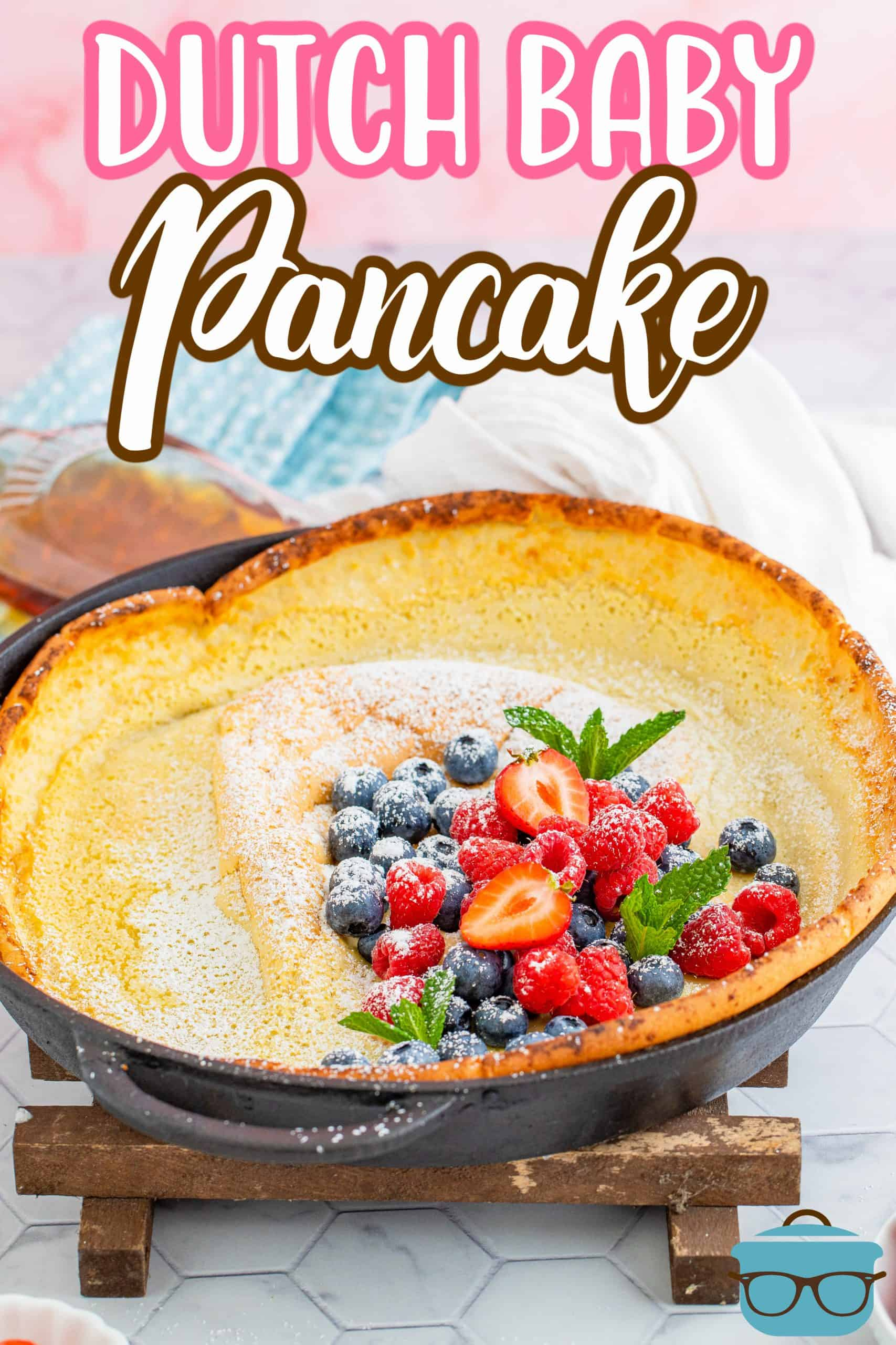 Want to switch up your usual pancake routine? Then you need to make this easy, minimal ingredient Dutch Baby Pancake. Simple, fun and absolutely flavorful.