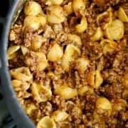 Easy Taco Macaroni and Cheese