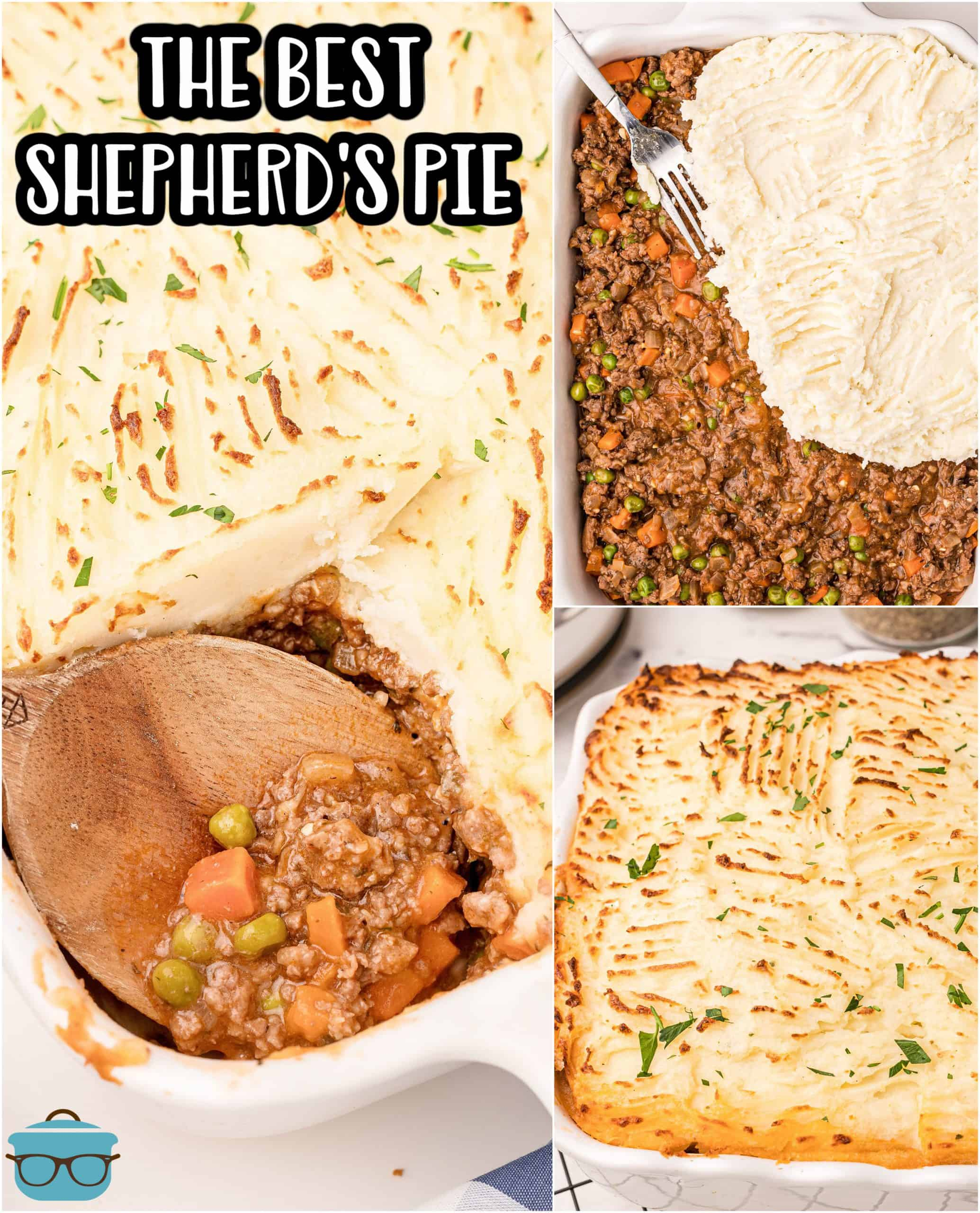 The Best Shepherd's Pie recipe from The Country Cook